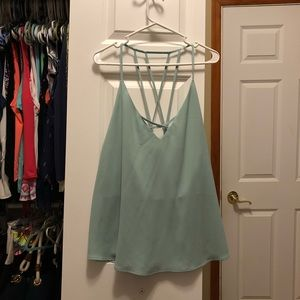 Forever 21 plus + tank top